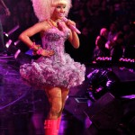 "Nicki Minaj Performing ""Y.U.Mad"", ""Moment 4 Life"" & ""Super Bass"" at iHeartRadio Music Festival 2"