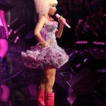 "Nicki Minaj Performing ""Y.U.Mad"", ""Moment 4 Life"" & ""Super Bass"" at iHeartRadio Music Festival 5"