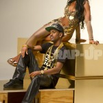 "On Set- Kelly Rowland & Big Sean ""Lay it on Me"" Video Shoot"