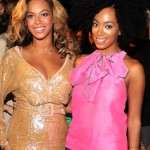 Vera Wang- Beyonce & Solange at Spring 2012 Mercedes-Benz Fashion Show 8