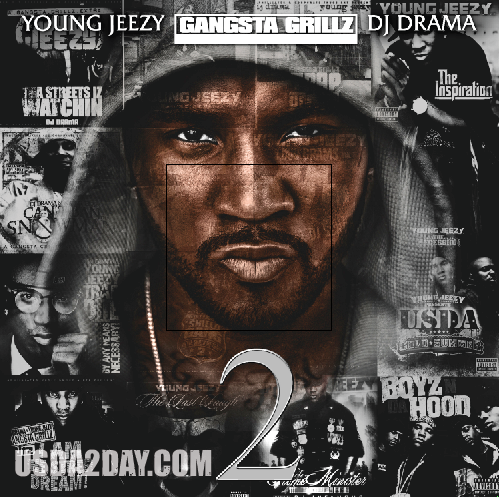 "Young Jeezy - ""The Real Is Back 2"" Mixtape Download"