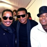 Michael Jackson Forever Concert Tribute in Cardiff - Jackie Jackson, Tito Jackson, Marlon Jackson