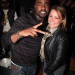 Wale's Ambition Listening Party - J. Cole, Fabolous, Jim Jones & More - angie martinez and wale