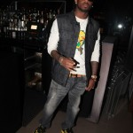 Wale's Ambition Listening Party - J. Cole, Fabolous, Jim Jones & More - fabolous