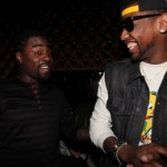 Wale's Ambition Listening Party - J. Cole, Fabolous, Jim Jones & More - wale and fabolous