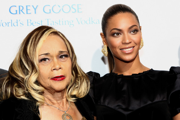 Beyonce Speaks on Etta James Passing