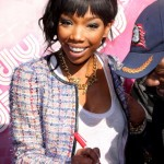 Brandy Spotted in NYC 2012 2