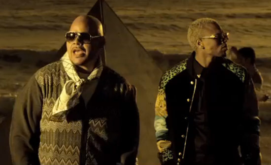 Fat Joe Thinks Chris Brown is the Male Beyonce