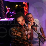 Lauryn Hill & Nas Celebrates New Years Eve Together 5