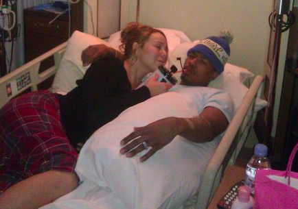 Nick Cannon Serves a Kidney Failure