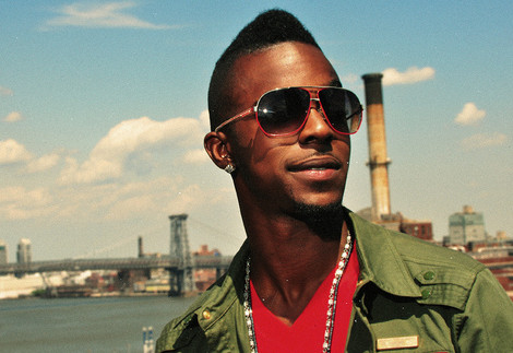 Re-Introduced Artist Who Picked Up Success in 2011, Spilling into 2012 - Roscoe Dash