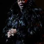 Snoop Dogg, Rick Ross, Busta Rhymes & YC Performs at Nokia Theatre Busta