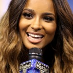 Ciara Co-Host The Insider & Gets NFL Players to Answer Madonna Questions 2