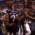Ciara Co-Host The Insider & Gets NFL Players to Answer Madonna Questions 3