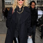 Rita Ora at BBC Radio 3