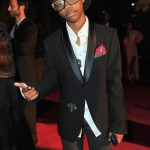 X-Factor's Astro Boy at the 43rd NAACP Image Awards
