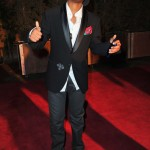 X-Factor's Astro Boy at the 43rd NAACP Image Awards 2