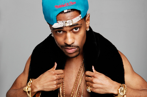 Big Sean Receives Double Platinum Plaque For Dance ASS