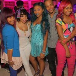 OMG Girlz's Star Sweet 16 Birthday Bash - Diggy Simmons, Justin Combs, Nelly & More - TI Tiny OMG Girlz