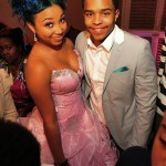 OMG Girlz's Star Sweet 16 Birthday Bash - Diggy Simmons, Justin Combs, Nelly & More - Zonnique Justin Combs