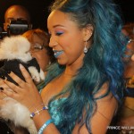 OMG Girlz's Star Sweet 16 Birthday Bash - Diggy Simmons, Justin Combs, Nelly & More - Zonnique puppy