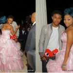 OMG Girlz's Star Sweet 16 Birthday Bash - Diggy Simmons, Justin Combs, Nelly & More - Zonnnique Diggy Simmons