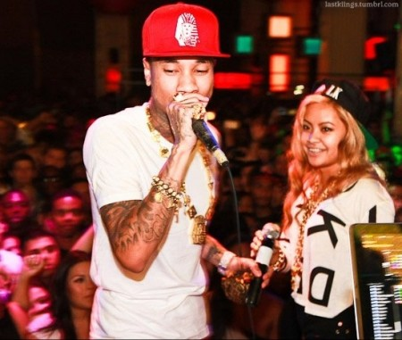 Shooting at Tyga's Concert, 19-Year-Old Honey Cocaine Shot