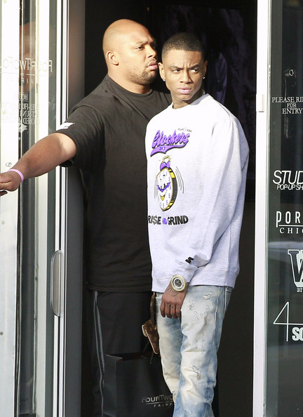 drake-rihanna-soulja-boy-romeo-spotted-out-march-2012 - Soulja Boy Shopping