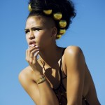 Cassie Photo Shoot with Marc Baptiste & Behind The Scenes with Kanye West and Diddy
