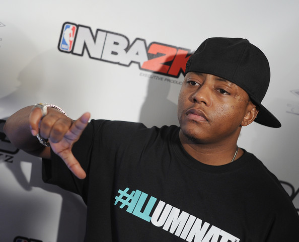 2k13 Launch Party at 40-40 Club- Jay-Z, Meek Mill, Bow Wow and More – cassidy