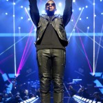 Usher at iHeart Radio Music Festivial