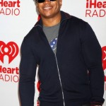 ll cool j  arrives at iheartradio music festivial