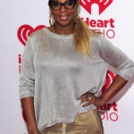 mary j blige arrives at iheartradio music festivial