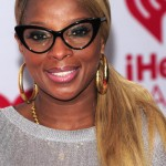 mary j. blige arrives at iheartradio music festivial 3