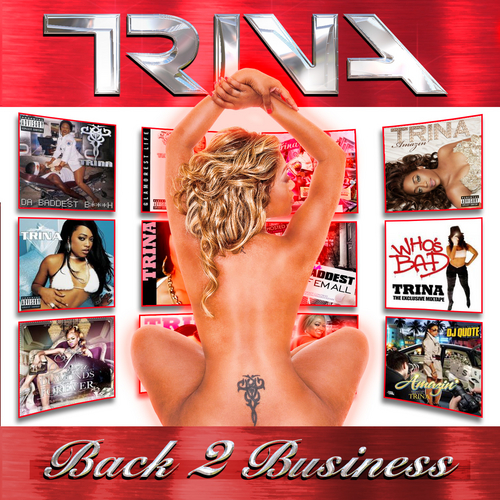 trina back 2 business mixtape