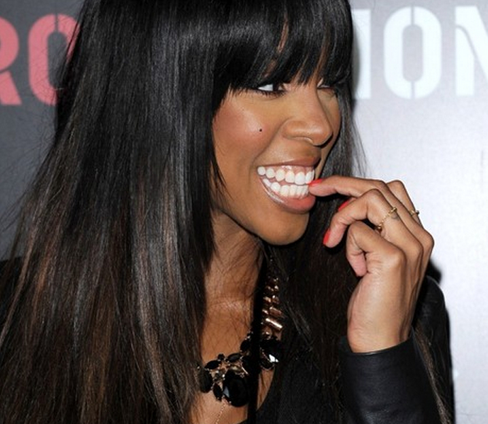 Kelly Rowland, photo by Axelle Woussen