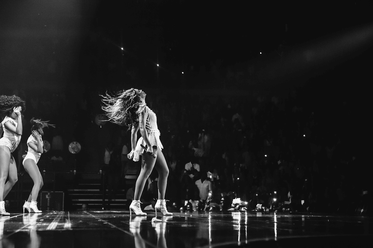 Beyonce, photo credit: Beyonce's Tumblr