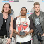 2013 American Music Awards - Press Room Winners - Florida Georgia Line - Nelly-2