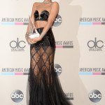 2013 American Music Awards - Press Room Winners - Rihanna