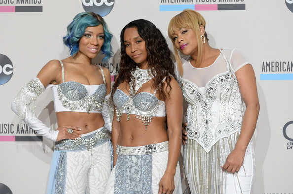 Lil' Mama & TLC, photo by Jason Merritt