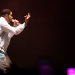 drake brings out big sean and jhene aiko at the palace 5