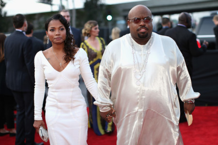 2014 56th Grammy Awards Red Carpet – CeeLo