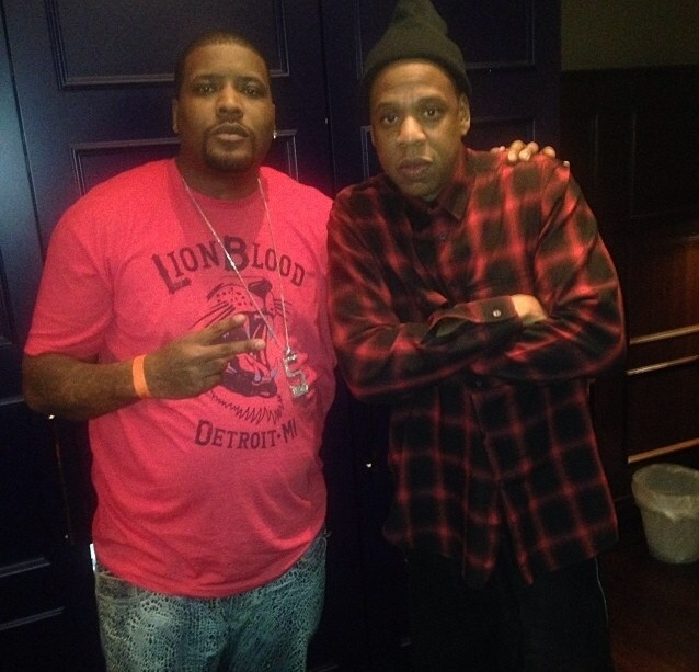 Detroit Rapper Sino and Jay-Z