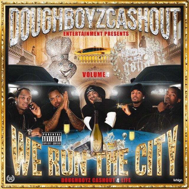"Doughboy Cashout ""We Run The City"""