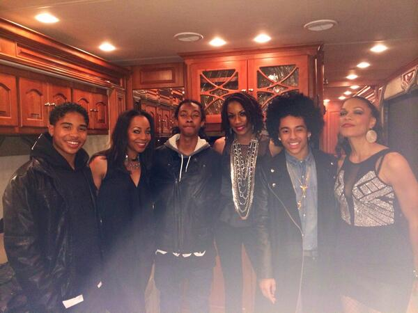 Mindless Behavior & En Vouge