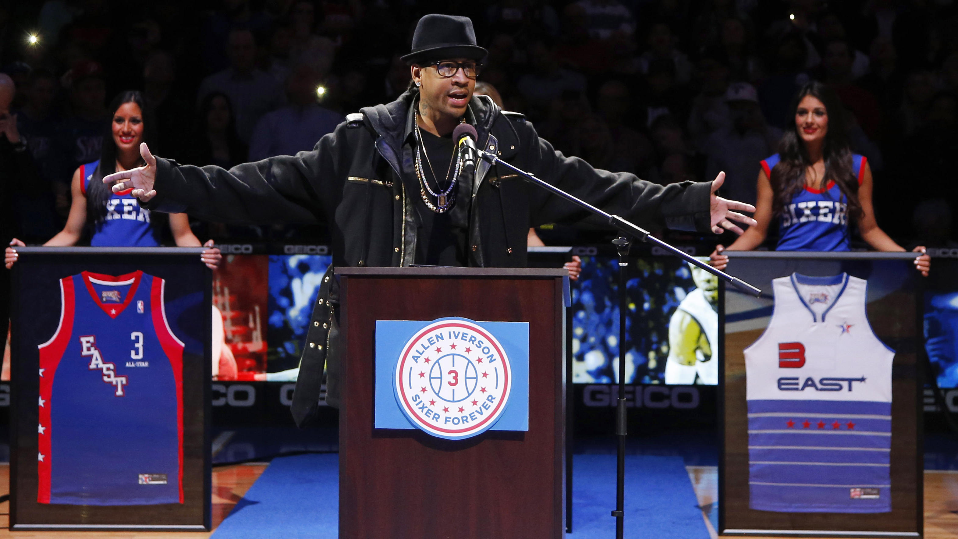 2014 Tribeca Film Festival Kicks off Allen Iverson Documentary