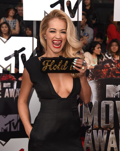 Trevor Jackson, Nicki Minaj, Rihanna & More Hits MTV Movie Awards Red Carpet