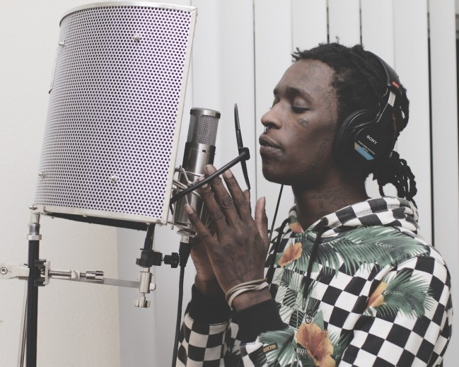 "Young Thug – ""Chickens"""