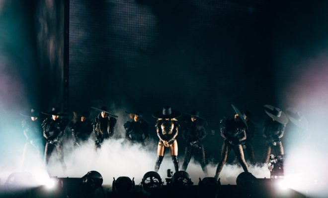 Beyonce Wraps Up The Formation World Tour
