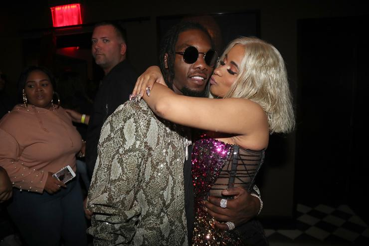 Offset Proposes to Cardi B as His Wife During Concert